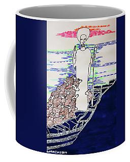 Jesus The Good Shepherd Coffee Mug