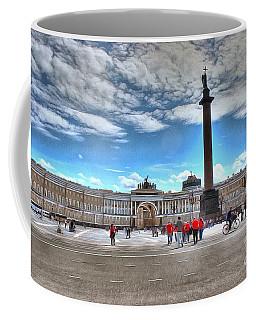 Peterburg  Russia Coffee Mug by Yury Bashkin