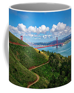 2103- Golden Gate Bridge Coffee Mug
