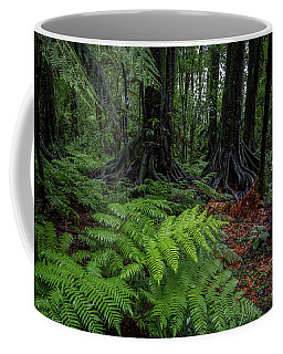 Coffee Mug featuring the photograph Jungle by Les Cunliffe