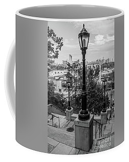 215th Street Stairs  Coffee Mug