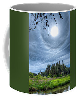 22 Degree Halo Coffee Mug