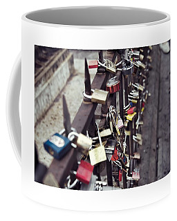 Coffee Mug featuring the photograph Florence Italy by Cendrine Marrouat