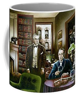 221 B Baker Street Coffee Mug