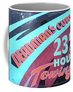 23 1/2 Hour Towing Coffee Mug