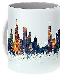 Chicago Illinois Skyline Coffee Mug