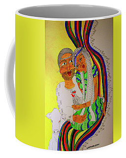 Kintu And Nambi A Ugandan Folktale Coffee Mug