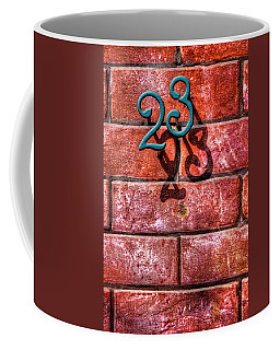 Coffee Mug featuring the photograph 23 by Paul Wear