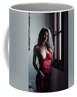 Tu M'as Promis Coffee Mug