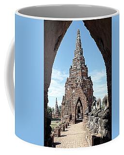 World Peace Activist Coffee Mug by John Potts