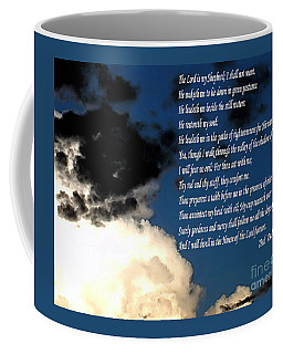 23rd Psalm Coffee Mug