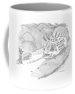 24 Hour Roadside Tuba Service Coffee Mug