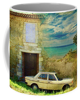 24 Hr Parking By The Beach Coffee Mug