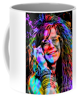 Janis Joplin Collection Coffee Mug