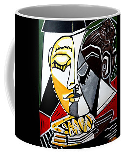 Picasso By Nora Fingers Coffee Mug