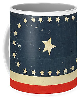 25-star American National Flag Coffee Mug