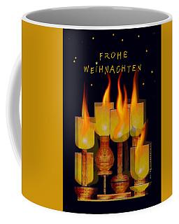 2586 Frohe Weihnachten 2017 Coffee Mug