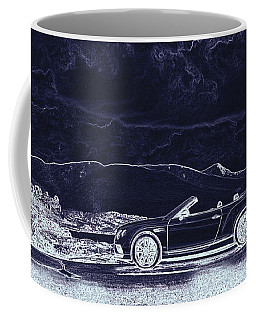 Bentley Continental Gt Coffee Mug