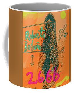 2666 Roberto Bolano  Poster  Coffee Mug