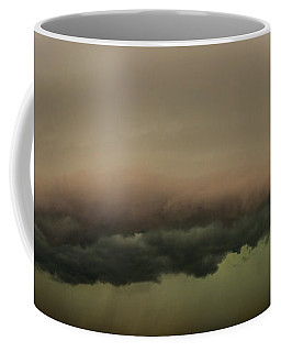 Coffee Mug featuring the photograph 3rd Storm Chase Of 2015 by Dale Kaminski