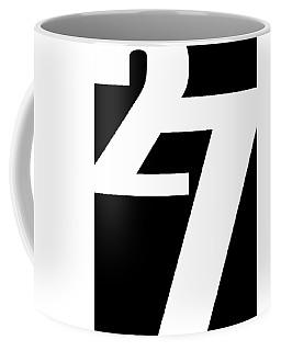 27 Coffee Mug by Bill Owen