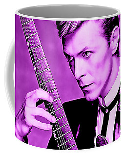 David Bowie Collection Coffee Mug