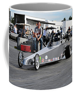Junior Drag Racing March 2017 Coffee Mug