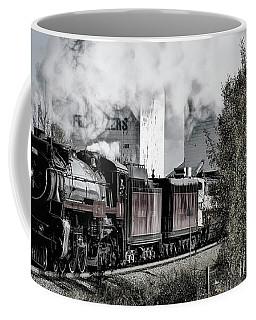 2816 At Dewinton Coffee Mug by Brad Allen Fine Art