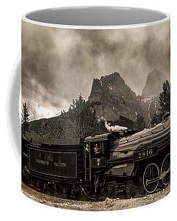 2816 Empress At Three Sisters - Canmore Coffee Mug