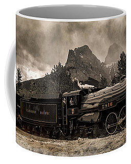 2816 Empress At Three Sisters - Canmore Coffee Mug