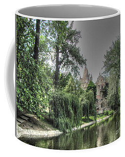 Budapesht Hungary Coffee Mug by Yury Bashkin