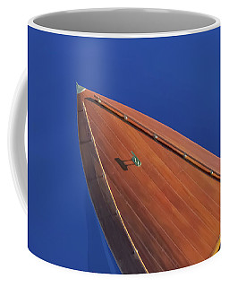 The Color Of The Sky On A Clear Day Coffee Mug