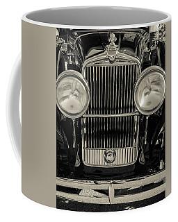 Coffee Mug featuring the photograph '29 Stutz by Samuel M Purvis III