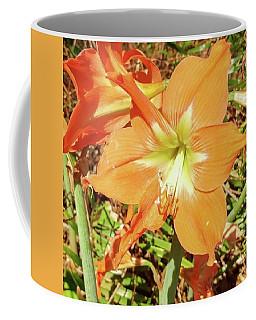 Autumn Lillies Coffee Mug