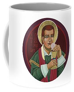 297 Holy Martyr Blessed William Hart -1583 Coffee Mug
