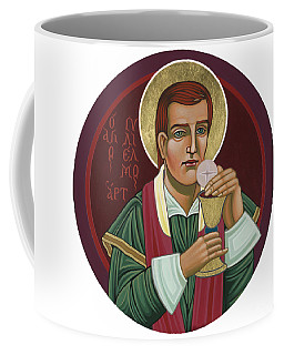 297 Holy Martyr Blessed William Hart -1583 Coffee Mug