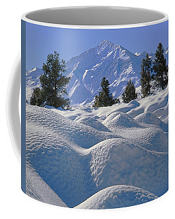 2m6402 Mt. Tom From Sherwin Grade Coffee Mug