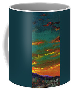 2nd In A Triptych Coffee Mug by Frances Marino