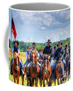 2nd Us Cavalry  Coffee Mug