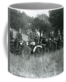 1941 Motorcycle Vintage Series Coffee Mug