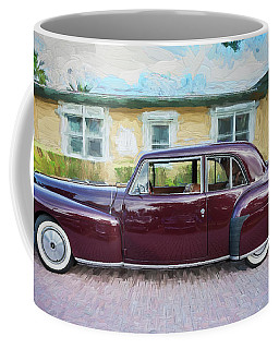1947 Lincoln Continental Coffee Mug by Rich Franco