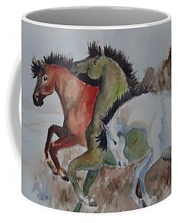 3 Amigos Coffee Mug