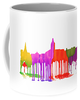 Annapolis Maryland Skyline      Coffee Mug