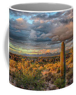 Arizona Sunset Coffee Mug
