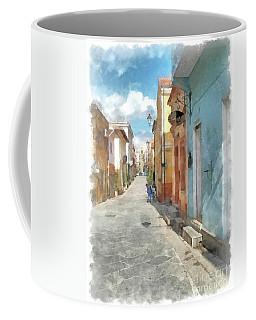 Arzachena Garibaldi Street Coffee Mug