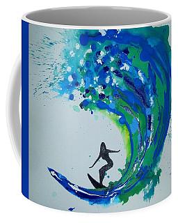 Badwave Coffee Mug
