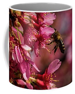 Bee Coffee Mug by Jay Stockhaus