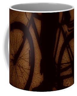Bike Coffee Mug by Beto Machado