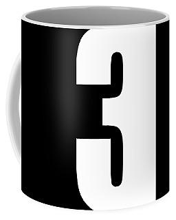 3 Coffee Mug by Bill Owen