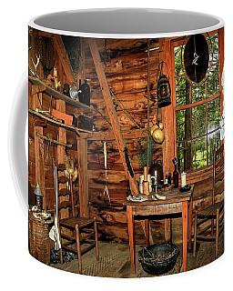 Cajun Cabin Coffee Mug